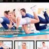 Шаблон BT BodyWorx для CMS Joomla от BonusThemes