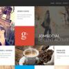 Шаблон GK Social для CMS Joomla от GavickPro