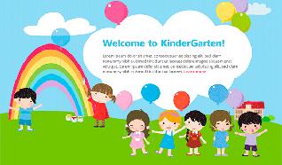 Шаблон HOT KinderGarten для CMS Joomla от HotJoomla