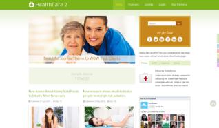 Шаблон IT HealthCare 2 для CMS Joomla от IceTheme