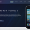 Шаблон IT TheShop 2 для CMS Joomla от IceTheme