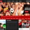 Шаблон JS Shaper SportsOn для CMS Joomla от JoomShaper