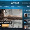 Шаблон RT Oculus для CMS Joomla от RocketTheme