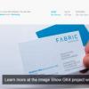 Шаблон TF Glenon для CMS Joomla от ThemeForest