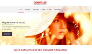 Шаблон YJ Convalis для CMS Joomla от YouJoomla
