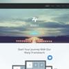 Шаблон YT Lava для CMS Joomla от YOOTheme
