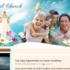 Шаблон Angel Church для CMS Joomla от Прочие