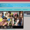 Шаблон Avatar Kpop для CMS Joomla от Прочие