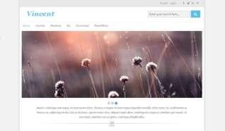 Шаблон Avatar Vincent для CMS Joomla от Прочие