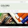 Шаблон Color 3 для CMS Joomla от Прочие
