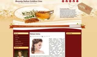 Шаблон Golden Line для CMS Joomla от Прочие