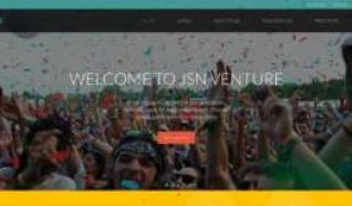 Шаблон JSN Venture для CMS Joomla от Прочие