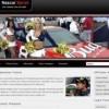 Шаблон Nascar Sprint для CMS Joomla от Прочие