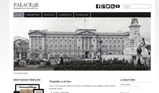 Шаблон Palace 3R для CMS Joomla от Прочие
