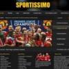 Шаблон Sportissimo для CMS Joomla от Прочие