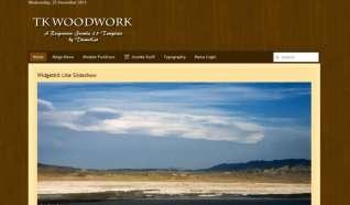 Шаблон TK Woodwork для CMS Joomla от Прочие