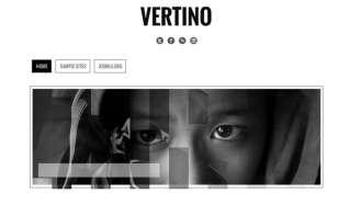 Шаблон Vertino для CMS Joomla от Прочие