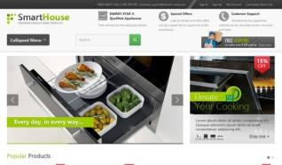 Шаблон OT Smarthouse для CMS Joomla от OmegaTheme