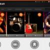 Шаблон для CMS Joomla SJ Muzik