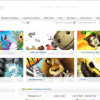 Шаблон GK eShop.com для CMS Joomla от GavickPro
