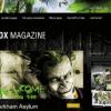 Шаблон GK Gamebox для CMS Joomla от GavickPro