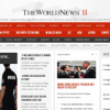 Шаблон GK The World News 2 для CMS Joomla от GavickPro