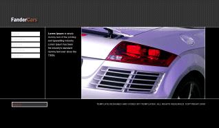Шаблон i-Fander для CMS Joomla от iTemplater