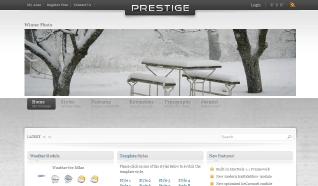 Шаблон IT Prestige для CMS Joomla от IceTheme