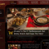 Шаблон IT theRestaurant для CMS Joomla от IceTheme