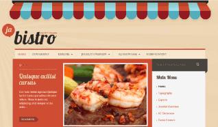 Шаблон JA Bistro для CMS Joomla от JoomlArt