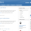 Шаблон JA Hedera для CMS Joomla от JoomlArt