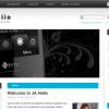 Шаблон JA Helio для CMS Joomla от JoomlArt
