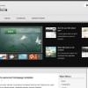 Шаблон JA Justicia для CMS Joomla от JoomlArt