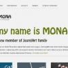 Шаблон JA Mona для CMS Joomla от JoomlArt