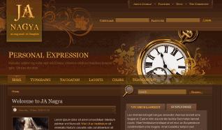 Шаблон JA Nagya для CMS Joomla от JoomlArt