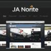 Шаблон JA Norite для CMS Joomla от JoomlArt