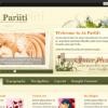 Шаблон JA Pariiti для CMS Joomla от JoomlArt