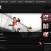 Шаблон JA Rasite для CMS Joomla от JoomlArt