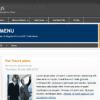 Sneak peek 4: joomla blog page