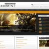 Шаблон JA Sanidine II для CMS Joomla от JoomlArt