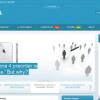 Шаблон JA Social для CMS Joomla от JoomlArt