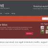 Шаблон JB Element для CMS Joomla от JoomlaBamboo