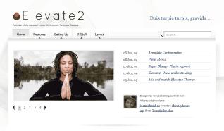 Шаблон JB Elevate2 для CMS Joomla от JoomlaBamboo
