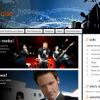 Шаблон JP AudioPraise для CMS Joomla от JoomlaPraise