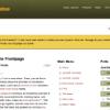 Шаблон JP BlogPraise для CMS Joomla от JoomlaPraise