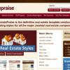 Шаблон JP EstatePraise для CMS Joomla от JoomlaPraise
