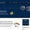 Шаблон JP FruitBasket для CMS Joomla от JoomlaPraise