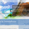 Шаблон JP Pigment для CMS Joomla от JoomlaPraise