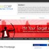 Шаблон JP PraiseCorp для CMS Joomla от JoomlaPraise