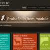 Шаблон JP PraiseFolio для CMS Joomla от JoomlaPraise
